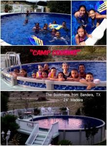 Bookman Pool Collage