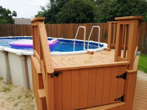 Brian 12x24 pool