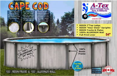 Cape Cod Brochure